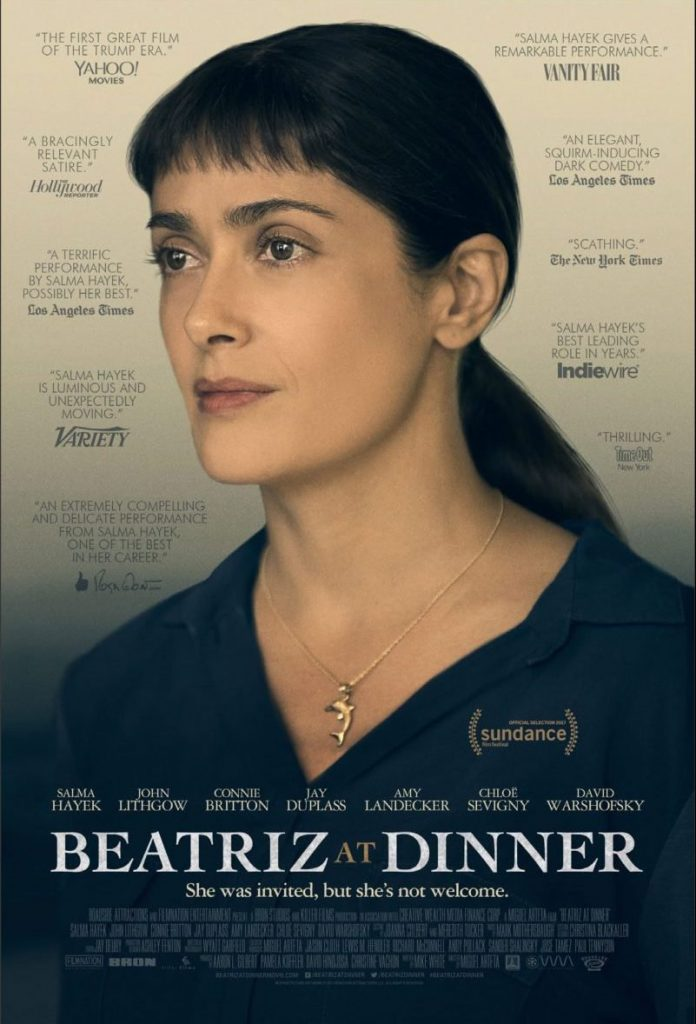 Beatriz at Dinner: Your Weekly Horoscope in Film