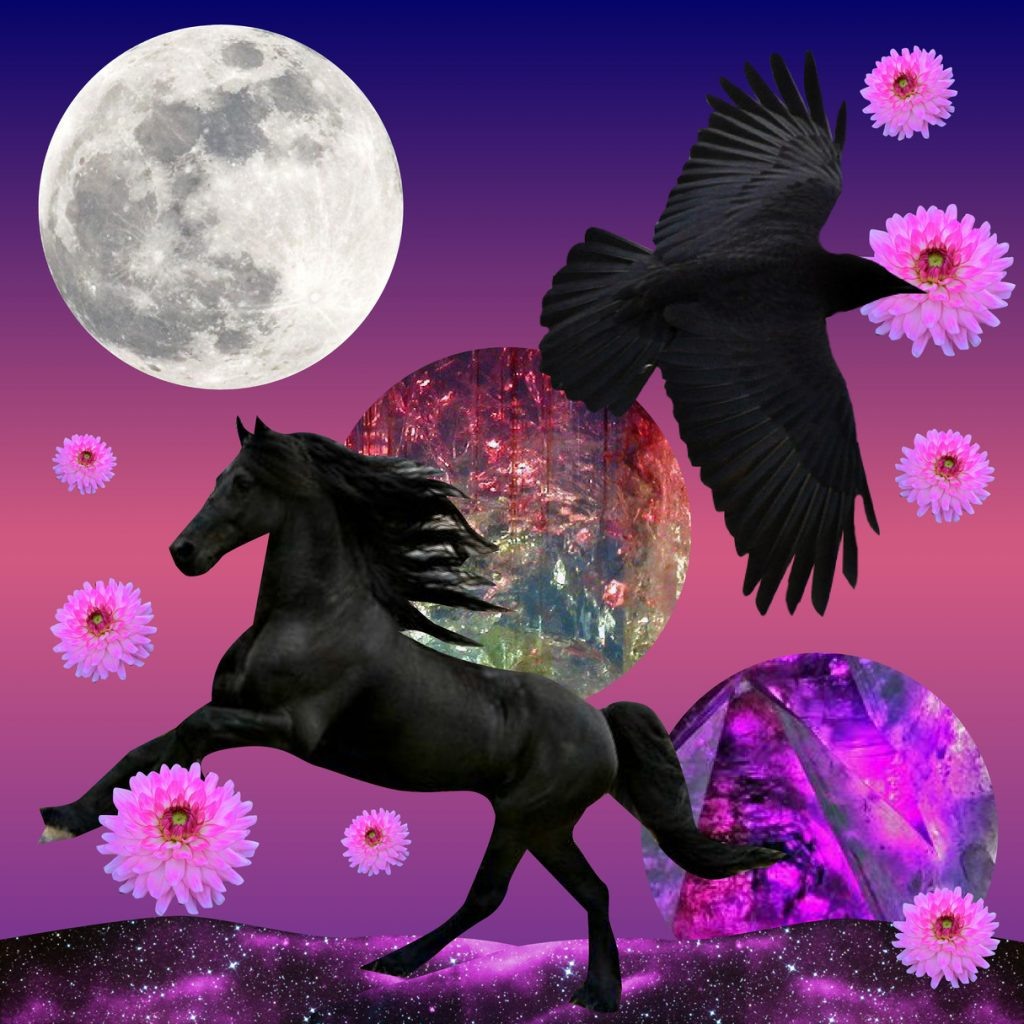 How to Embody Abundance on the Full Flower Moon in Sagittarius