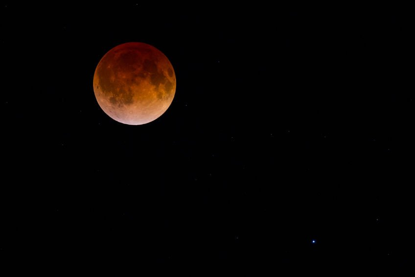 Your Playlist for the Full Moon Total Lunar Eclipse
