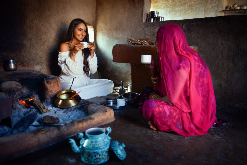 Sahara Rose: Ayurvedic Expert and Latecomer Capricorn