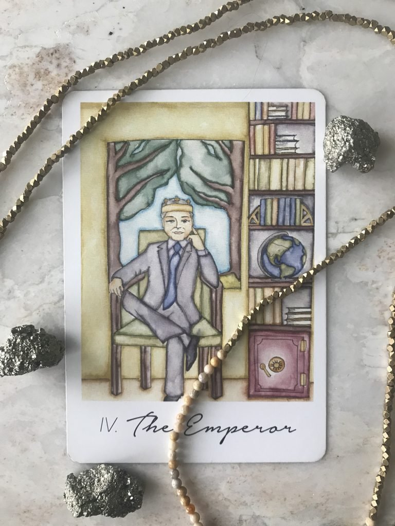 This Tarot Card Is All About Rationality and Trust
