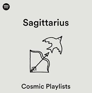 spotify astrology playlists