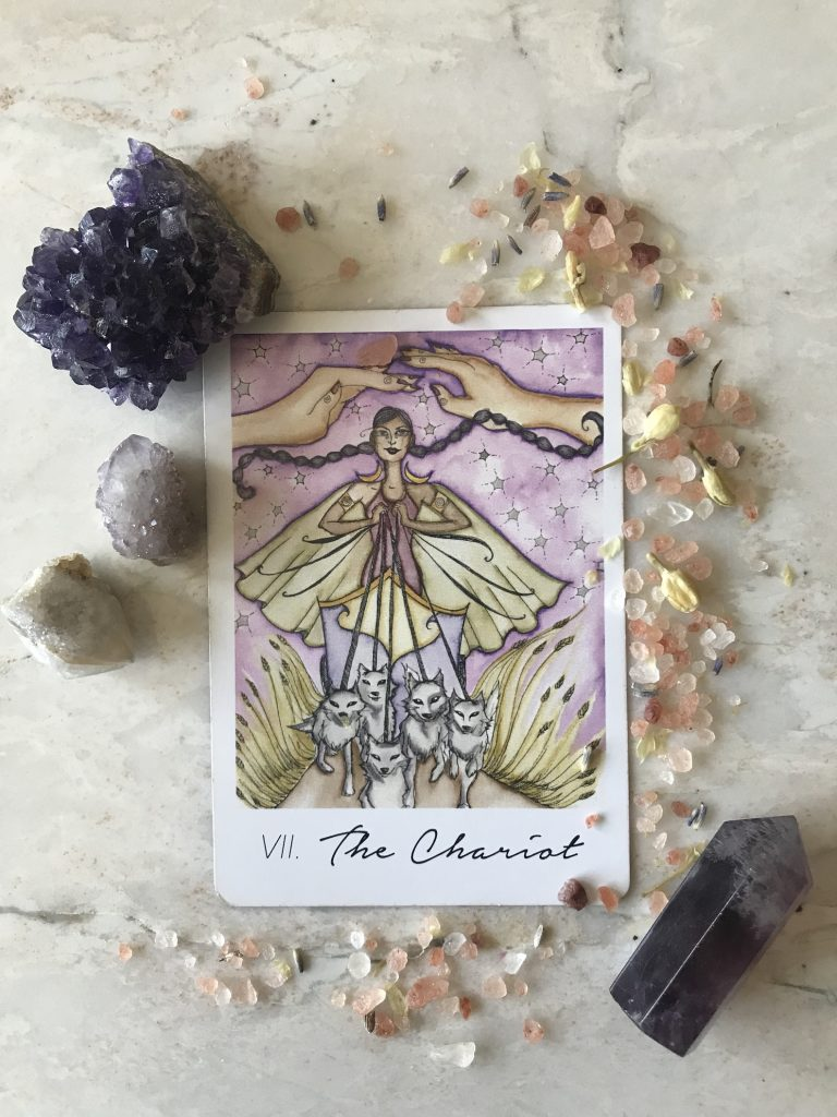 This Tarot Card Wants You to Say Yes to Life