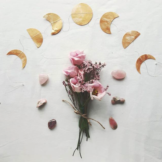 Make Way for Scorpio's Full Flower Moon With This Clearing Ritual