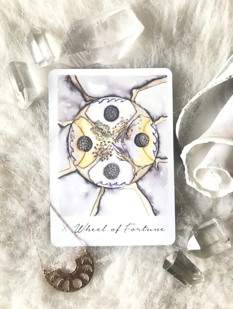 This Tarot Card Reminds Us of Life's Cycles