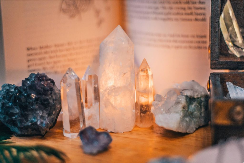 These Curated Crystals Will Help You Bloom Along With the Season