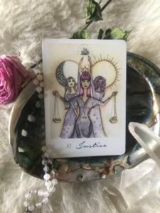 This Tarot Card is All About Balance