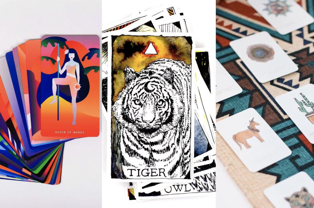 Best Tarot Decks of 2019: Creative Cards for the Modern Reader
