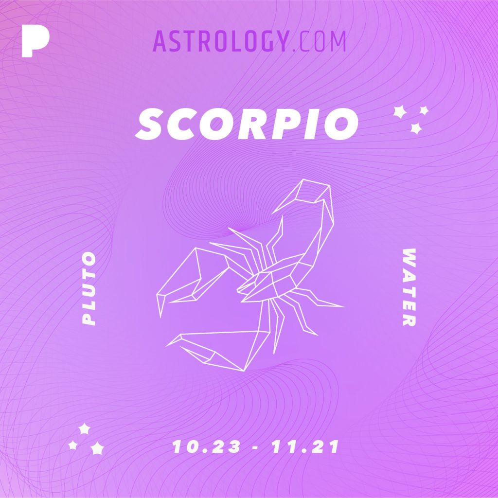 Get Ready to Plunge—Your Pandora Scorpio Season Playlist Will Give You All the Feels