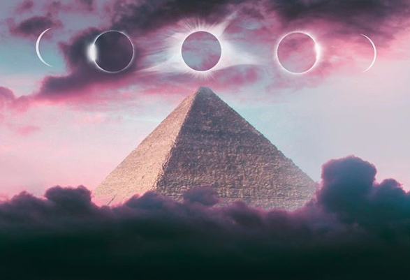 Thanks to the Capricorn New Moon Solar Eclipse 2020 Begins Early