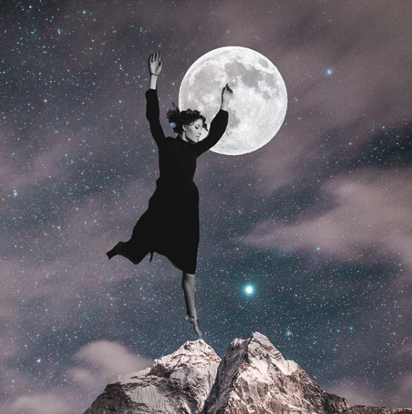 The March Super Full Moon in Virgo Calls for  Radical Self-Acceptance
