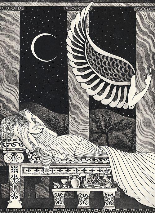 Eros and Psyche: Inside the Mythology of Valentine's Day