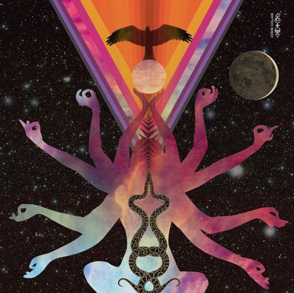 A Chakra Mediation to Attune You to Life's Current Chaos