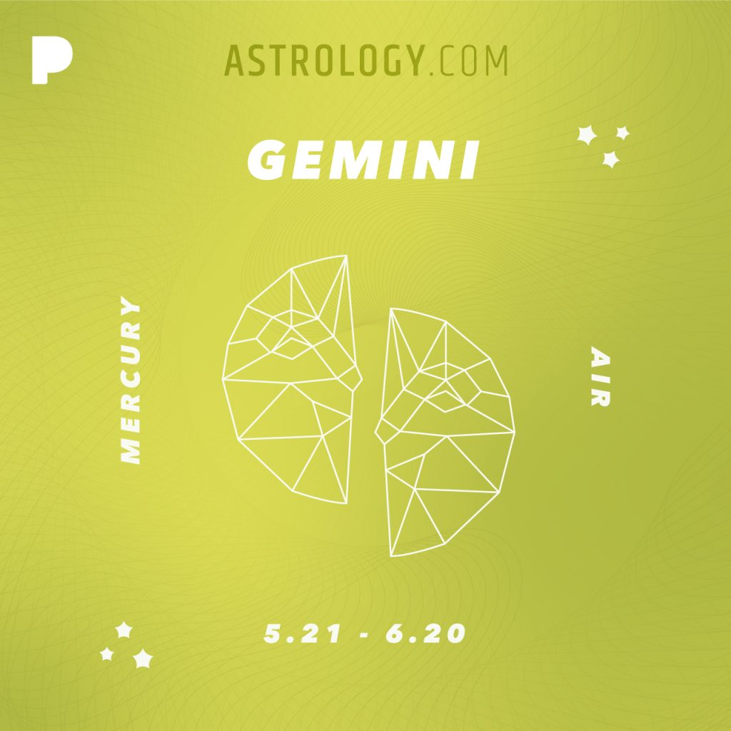 We Partnered With Pandora to Create a Gemini Playlist Primed for the Fun Season Ahead