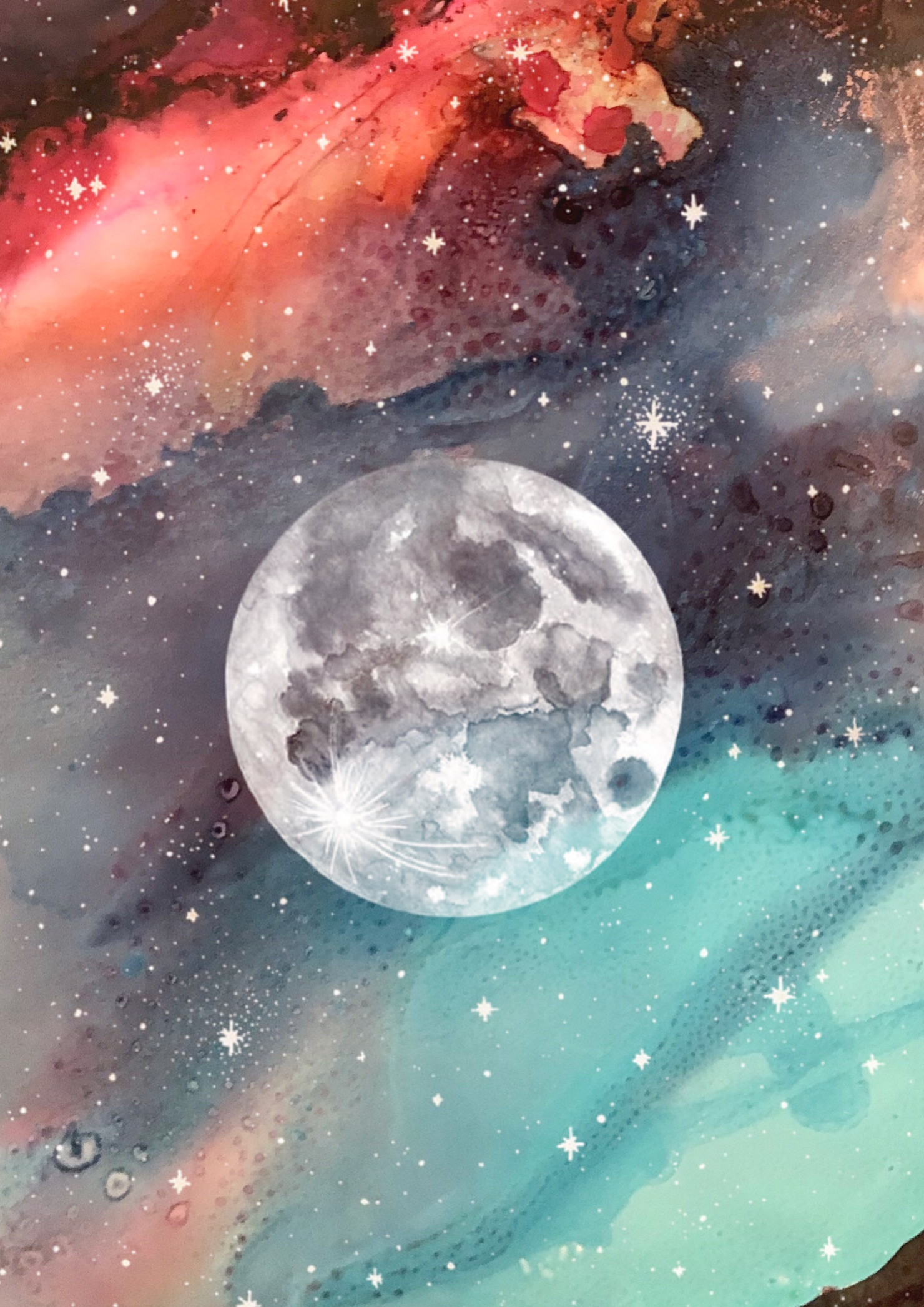 This Full Moon in Aries Is About Exploring the Deepest Wound