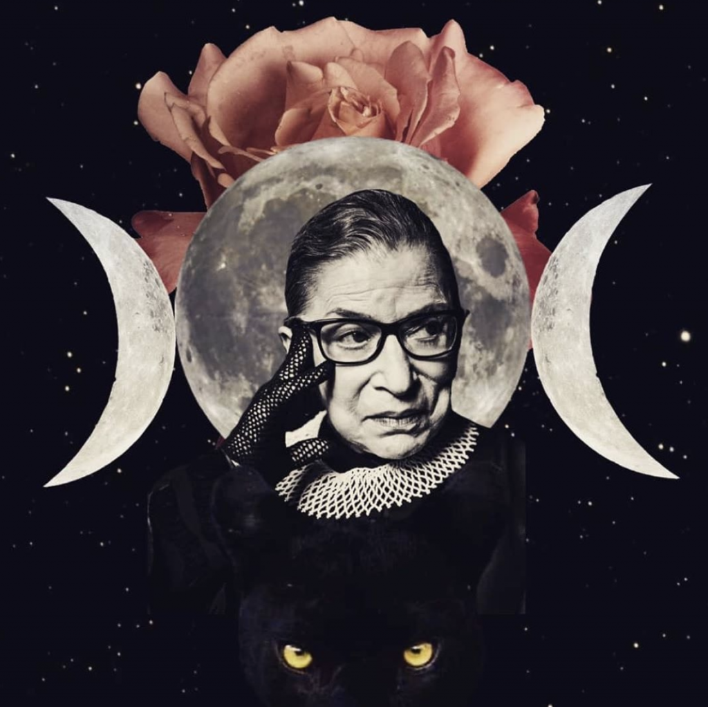 The Legacy of Ruth Bader Ginsburg, As Seen Through Astrology