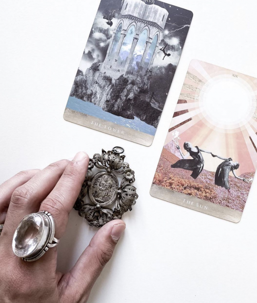 Your Weekly Tarot Reading: October 19-25, 2020