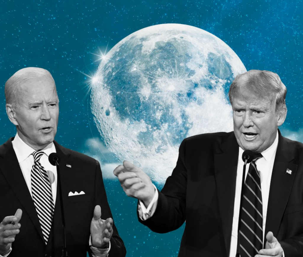 The Astrology of the 2020 Presidential Election