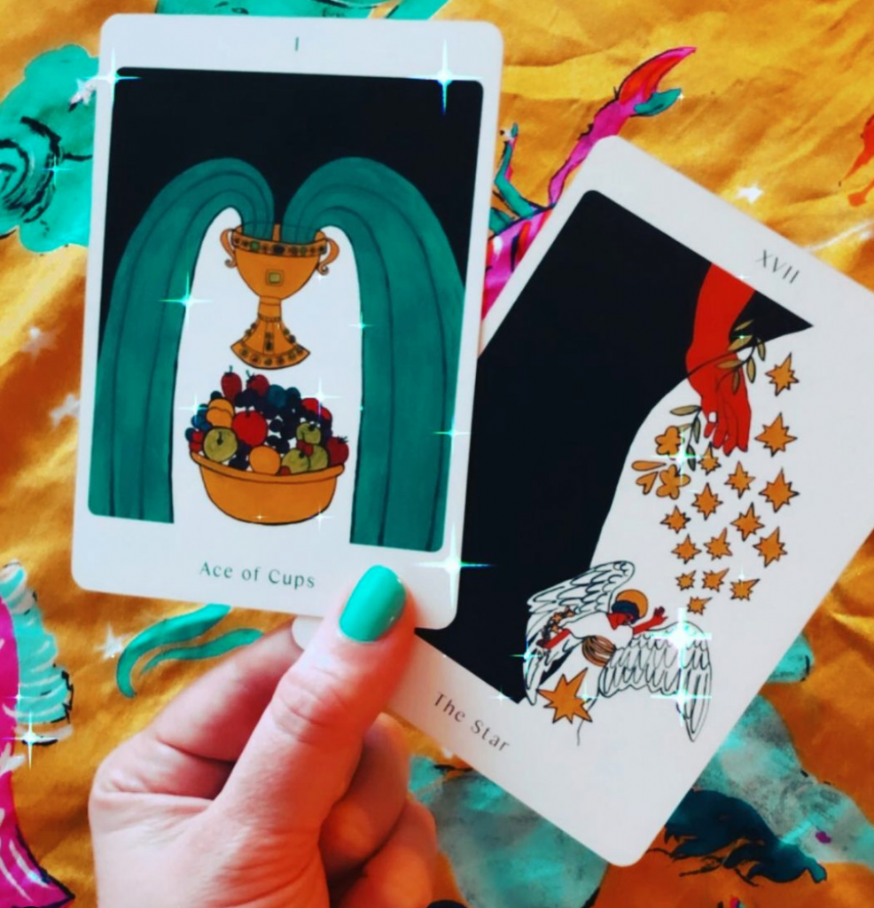 Your Weekly Tarot Reading: November 9-15, 2020