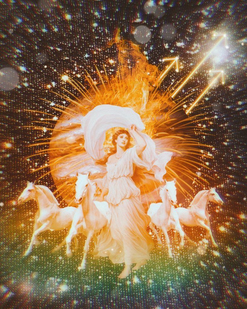 Venus in Sagittarius: Love That Feels Like an Adventure