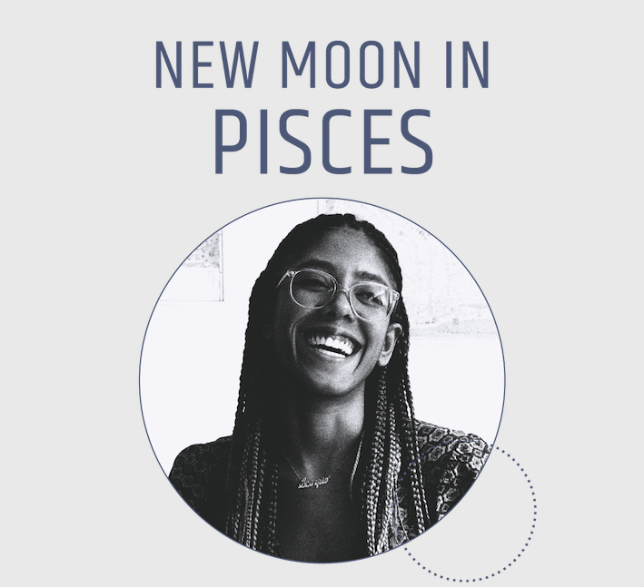 Explore the New Moon in Pisces with Astrology+