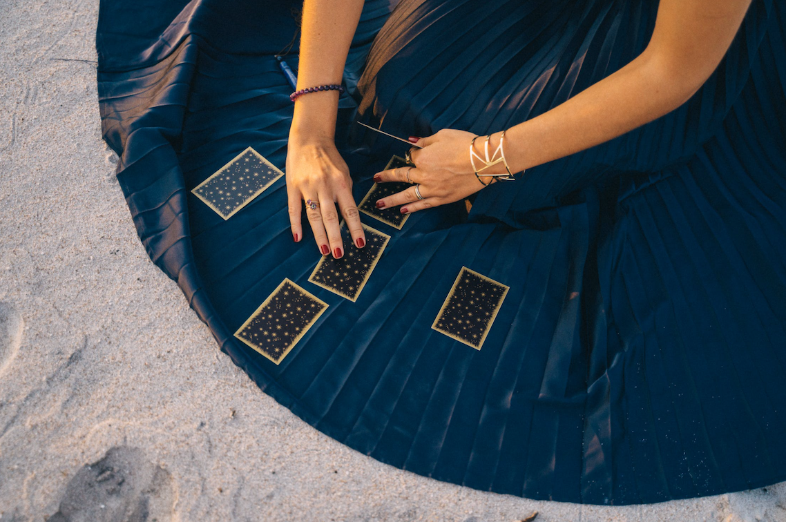 Your Weekly Tarot Reading: March 22-28, 2021