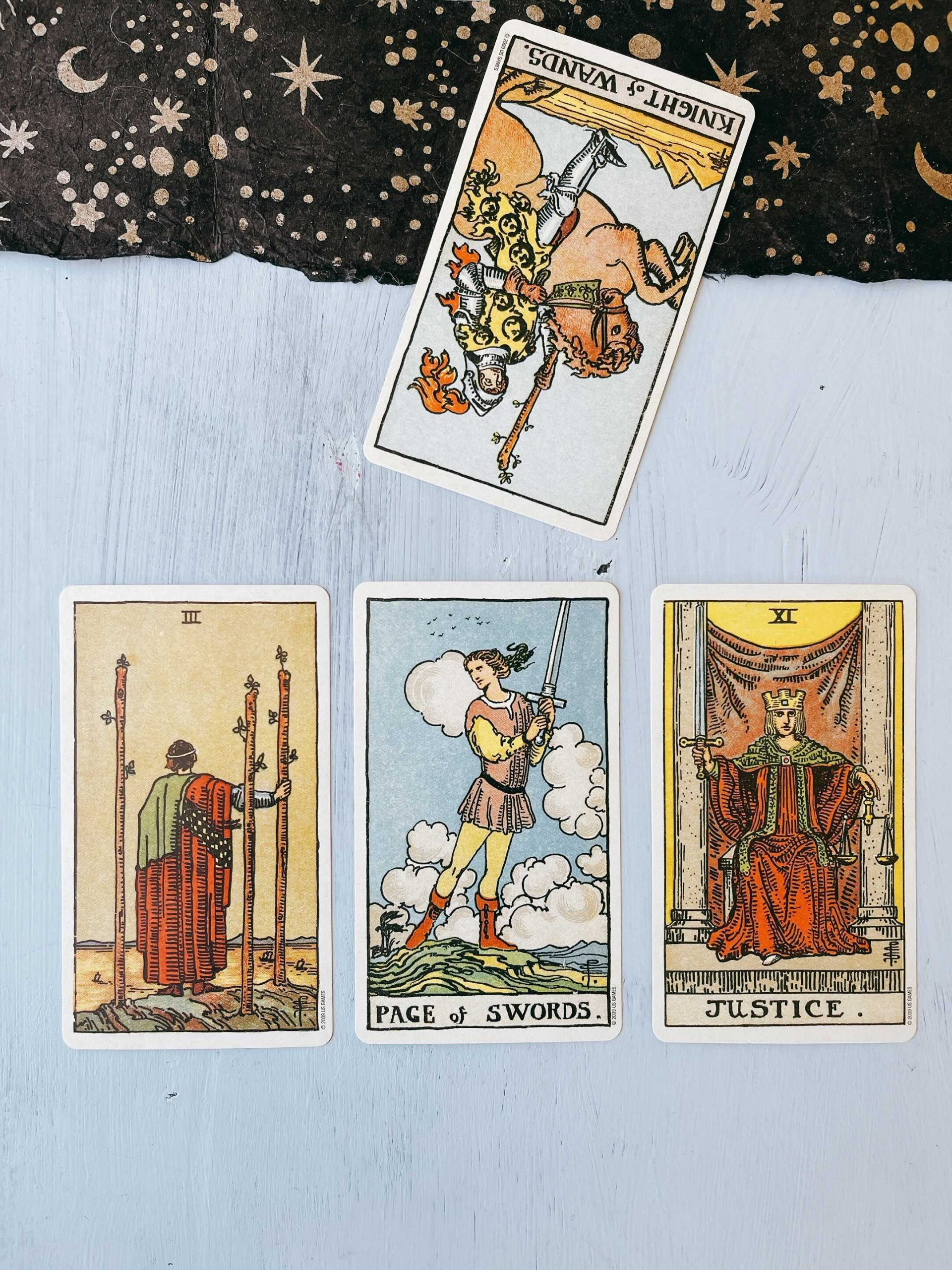 Your Weekly Tarot Reading: March 29-April 4, 2021