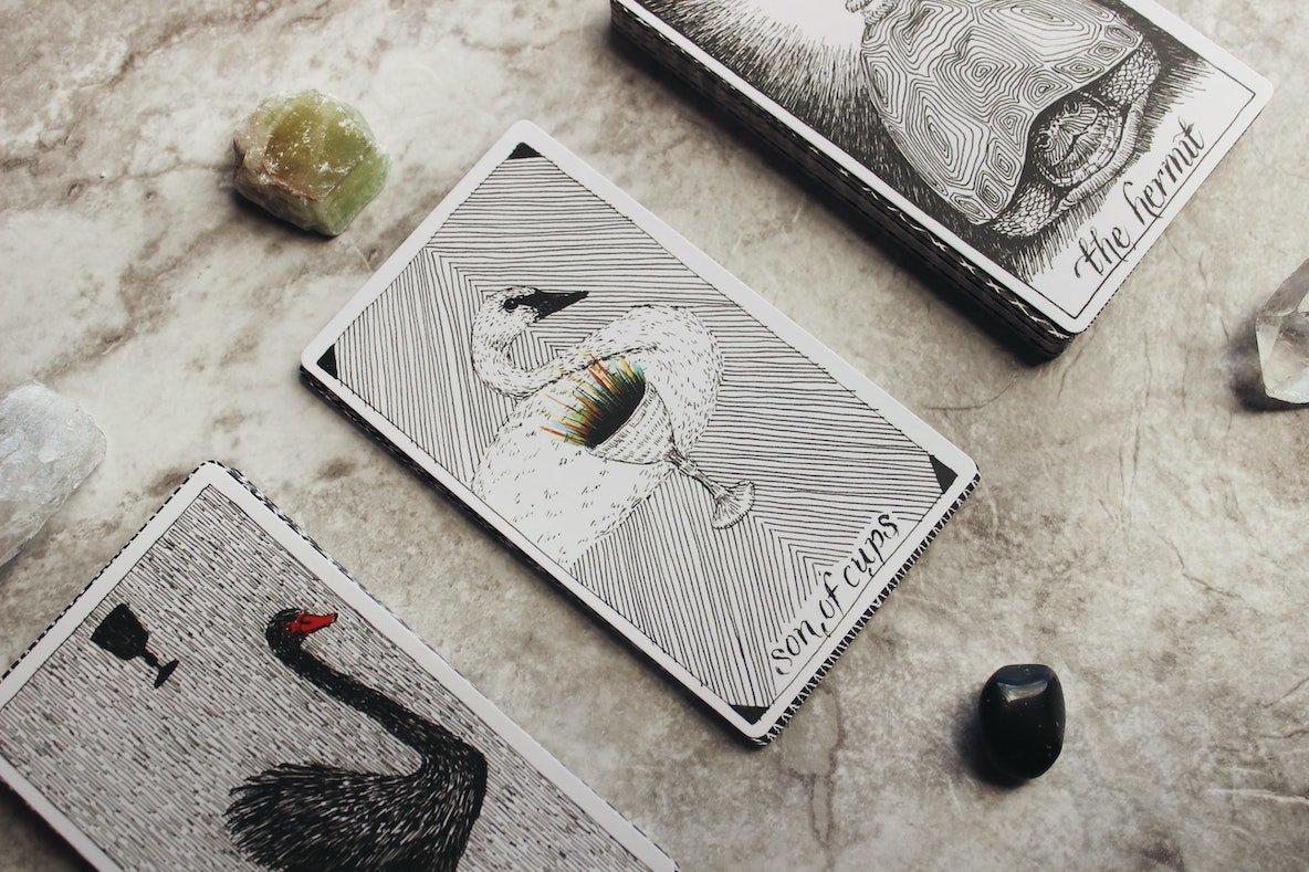 Your Weekly Tarot Reading: April 5-11, 2021