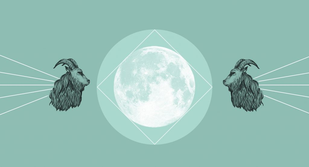The June Full Moon in Capricorn Renews Our  Commitment to Growth