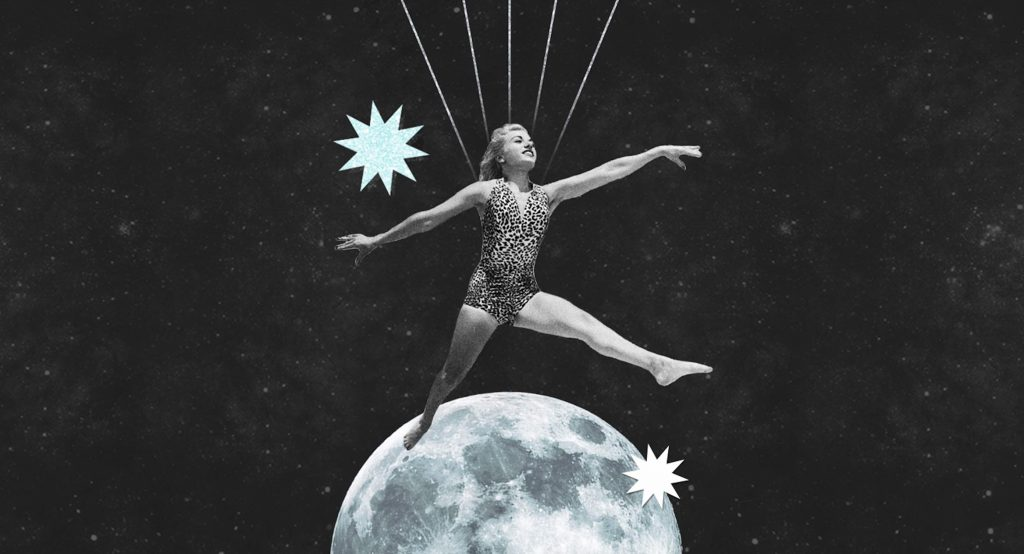 A Blue Moon Ritual to Honor August's Rare Lunation