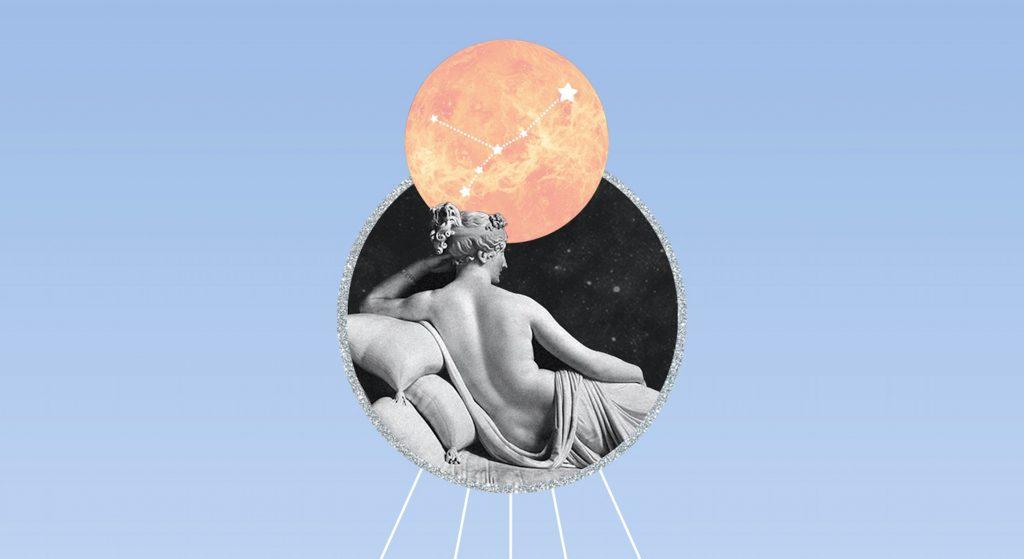 october new moon